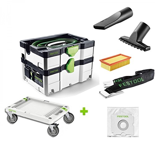 festool absaugmobil ctl sys nr 584173 sys cart rb sys nr 495020 sauger montagesauger - Festool Absaugmobil - CTL SYS - Nr. 584173 + SYS-Cart RB-SYS - Nr. 495020 - Sauger - Montagesauger