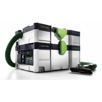 festool ctl sys staubzersetzer schwarz gruen weiss - Festool CTL SYS–staubzersetzer (schwarz, grün, weiß)