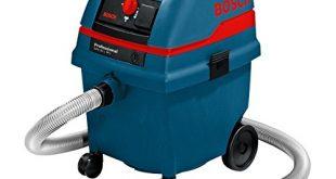 Bosch Professional Nass Trockensauger GAS 25 L SFC 25 L Behaeltervolumen 310x165 - Bosch Professional Nass-/Trockensauger GAS 25 L SFC (25 L Behältervolumen, Staubklasse L) blau, 0601979103